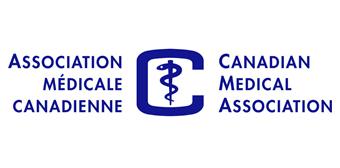 Logo Association médicale canadienne