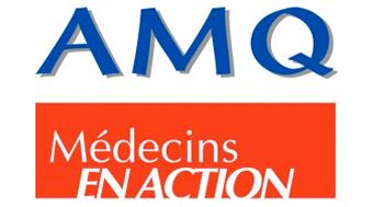 Logo association médicale du Québec