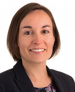 Miriam Lacasse, cotitulaire de la CLE en pédagogie des sciences de la santé AMQ-AMC-MD